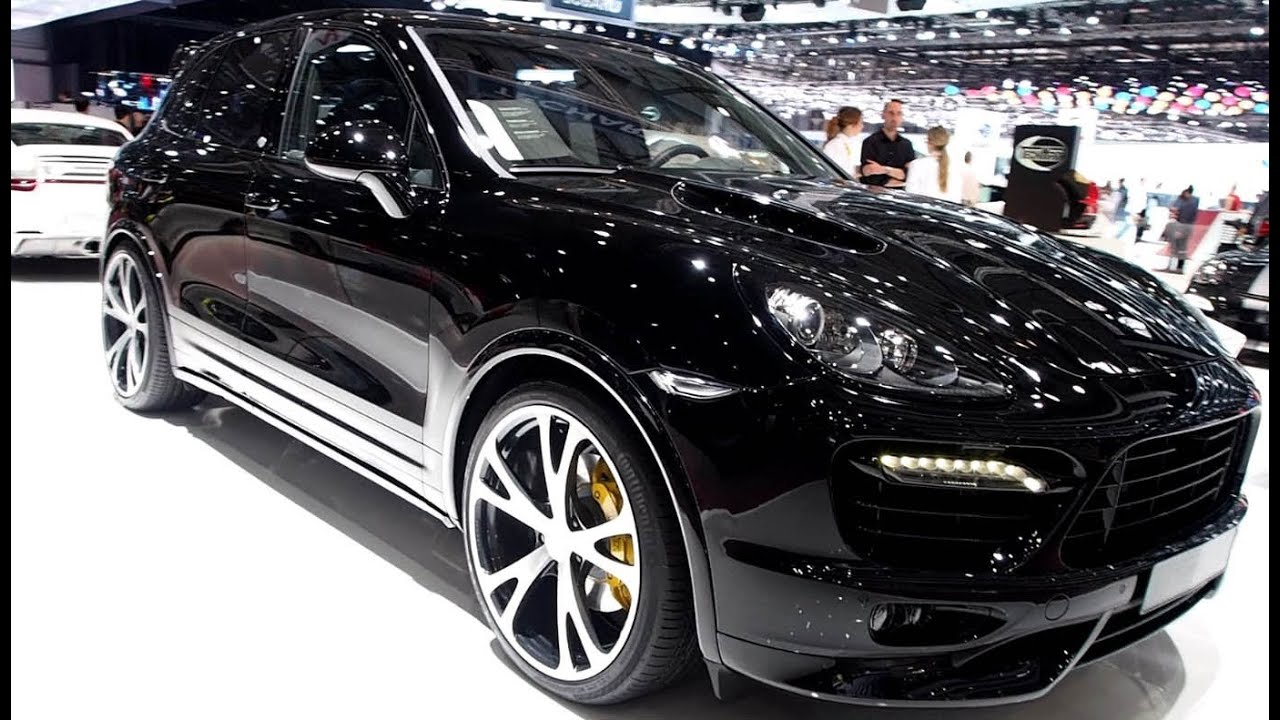 2014 Porsche Cayenne Diesel Techart Suv Based On Porsche Cayenne S Diesel Youtube