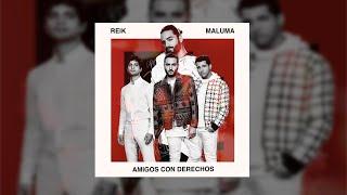 Amigos Con Derechos (bass boosted) - Reik, Maluma