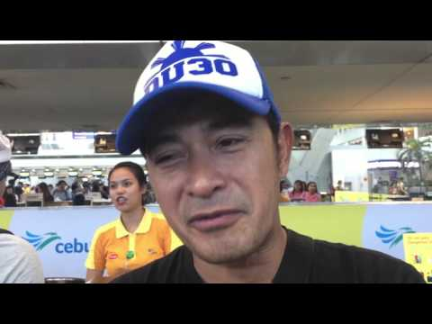 Cesar Montano on #PHVote, Aquino, and Duterte