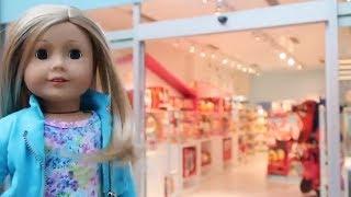 Yeni Bebeğimize Alışveriş Yaptık American Girl Bebek İçin İstanbul İsabel Abbey VLOG Bidünya Oyuncak