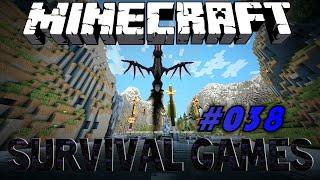 Let´s Play Minecraft Survival Games (German/Deutsch) HD+