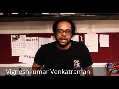 Orion guitarist Vigneshkumar Venkatraman on RSMA 2014 Mp3
