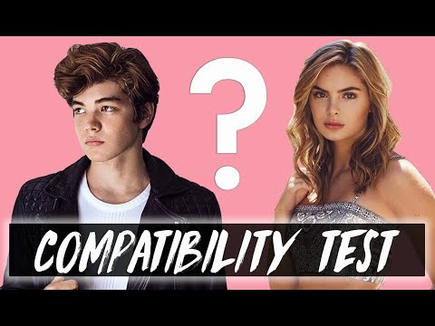 Compatibility Test W Matt Sato & Brighton Sharbino