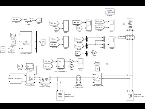 Grid connected three phase inverter Matlab / Grid tied three phase on 3 phase inverters with two, 3 phase driver schematic, 3 phase to 1 phase wiring diagram, 3 phase rectified dc waveform, 3 phase motor schematic, 3 phase control schematic, 3 phase panel schematic, 3 phase wye, 3 phase welder schematic, 3 phase star animation, 3 phase vfd schematic, 3 phase line filters inverters, 3 phase water heater schematic, 3 phase ac drive schematic, 3 phase converter, 3 volt power supply schematic, 3 phase power, 3 phase solar schematic,