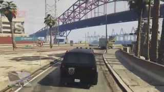 GTA 5   Mission to Steal MiniSubmarine No Commentary Walkthrough