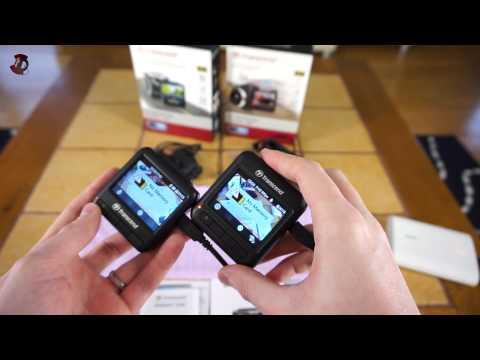 Transcend DrivePro 100 Vs DrivePro 200 Review