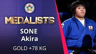 SONE Akira Gold medal Judo Osaka Grand Slam 2019