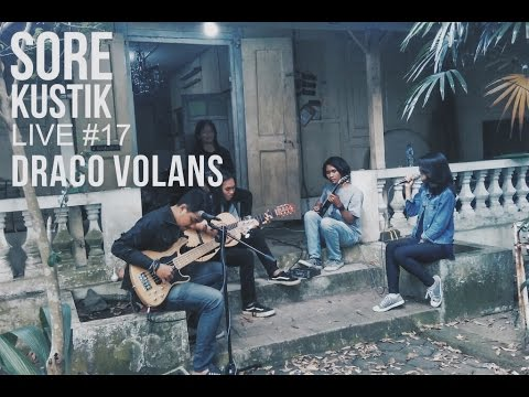 SOREKUSTIK LIVE #17 DRACO VOLANS - THE ONLY EXCEPTION (PARAMORE ACOUSTIC COVER)