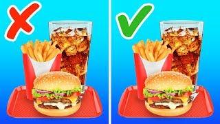 Trucos de comida rápida que vale la pena conocer