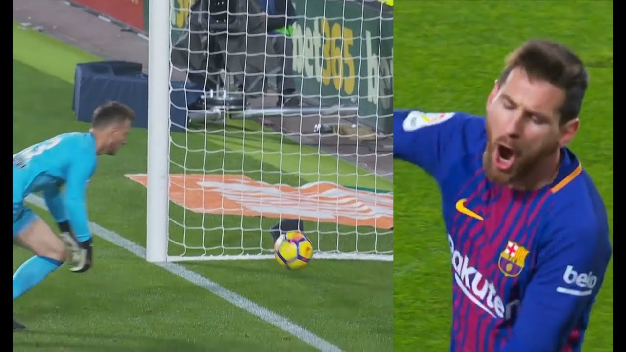 Download Lionel Messi ● 10 Wrongly Disallowed Goals  ► Shocking Mistakes   HD