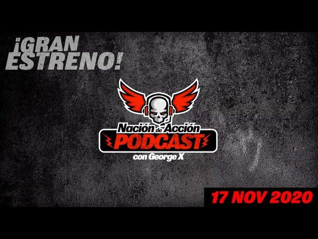 Nación de Acción con George X I Podcast I Entrevistas con atletas de deportes extremos. ¡Muy Pronto!