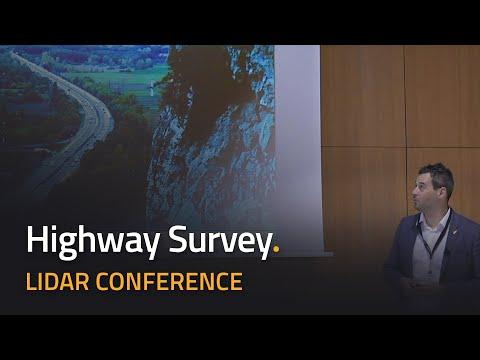 Highway Infrastructure Survey Using UAV LIDAR (LiDAR for Drone 2019)