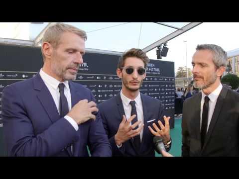 Interview Lambert Wilson, Pierre Niney & Jérôme Salle – L'ODYSSÉE
