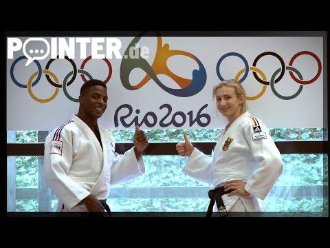Ein Tag mit Judoka Martyna Trajdos