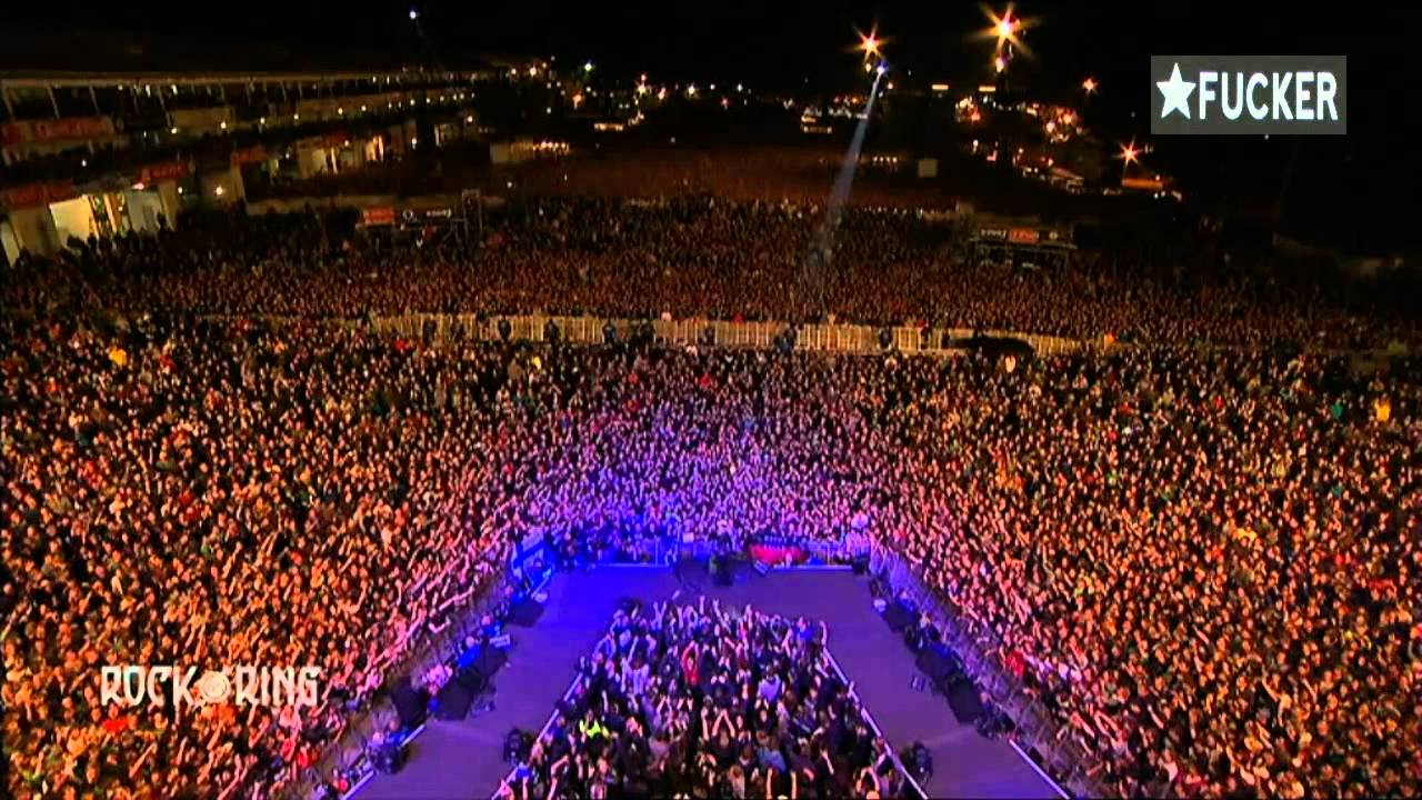 Metallica - Hdliverock Am Ring 2012Full Concert -4376