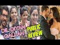 Dil Diyan Gallan Song | 2nd Day Public Review & Reaction | Tiger Zinda Hai | Salman Khan, Katrina