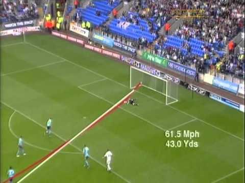 Ivan Campo-goal