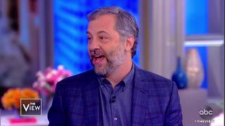 Judd Apatow on comedy in the era of 'Me Too' and his new show 'Crashing' | The View