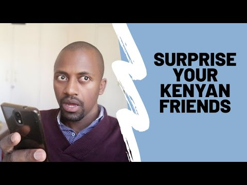 5 Swahili Words to Impress Your Kenyan Friends With