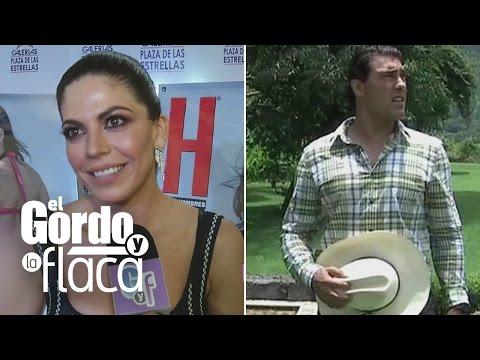 África Zavala sigue sin reconocer su romance con Eduardo Yáñez