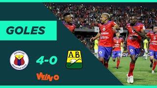 Pasto Vs Bucaramanga 4 0 Liga BetPlay Dimayor 2020 I Fecha 4