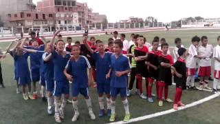 مدرسة كرة القدم لشرطة الطاهير تتوج باللقب المهرجان الولائي لمدارس كرة القدم لولاية جيجل 2016