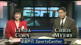 Video Looking back at Linda Cohn's first SportsCenter show - SportsCenter (02-21-2016) download MP3, 3GP, MP4, WEBM, AVI, FLV Agustus 2017