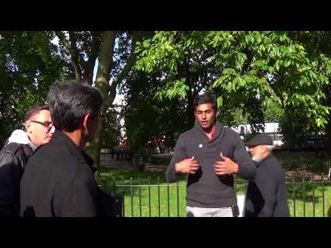 Is there really freedom of speech?| Shabir Yusuf | Speakers Corner
