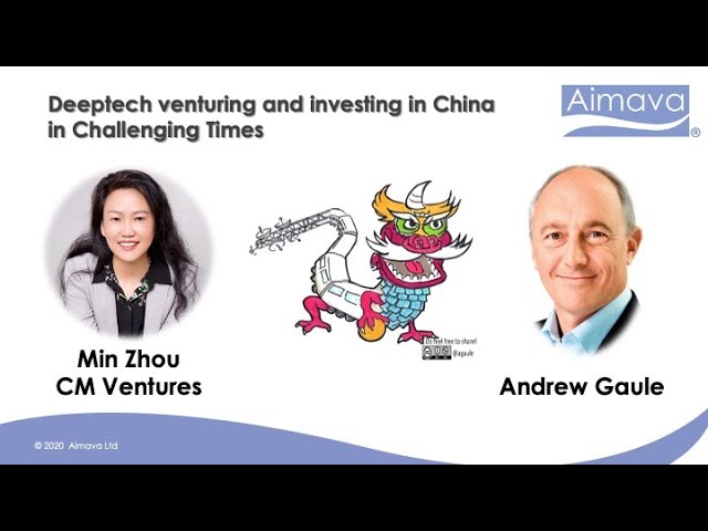 What's new in Deeptech venturing and investing in China Post COVID-19?