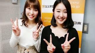 ナイスみやり! 宮崎理奈 (SUPER☆GiRLS) 【ゲスト】 内村莉彩 ラジオ ...