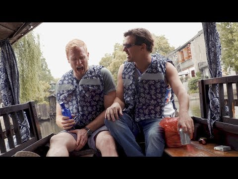 Drinking Baijiu In A Chinese Water Town | FRONNIE DOES