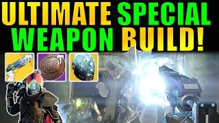Destiny: ULTIMATE SPECIAL WEAPON BUILD (Hunter)
