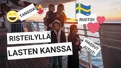 LAIVALLA LASTEN KANSSA TUKHOLMA MY DAY 3 PÄIVÄÄ