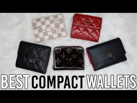 Best Designer Compact Wallets 2019 | LV Victorine, Zippy Coin Purse Etc