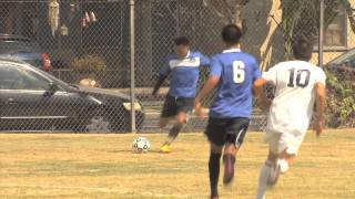 San Bernardino Valley College Mens Soccer Team Intro Video for Broadcast