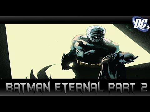 ปริศนาที่แก้ไม่ได้ Batman Eternal Part 2 - Comic World Daily