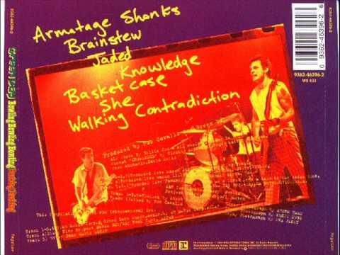 Green Day - Armatage Shanks (Live Bowling Bowling Bowling Parking Parking) + Lyrics 1/7