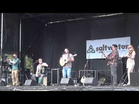 The Paul McKenna Band July 21, 2013 Saltwater Celtic Music Festival
