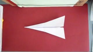 How To Make Origami Not So Simple Glider (paper Airplane)