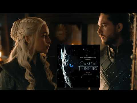 Game Of Thrones - Jon and Daenerys&39; Theme Season 7 Soundtrack Compilation