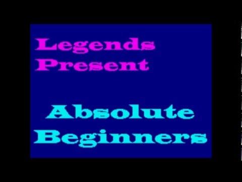 David Bowie - Absolute Beginners - Kar (Lino)