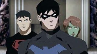 Young Justice Legacy Bande Annonce (La Ligue des Justiciers Nouvelle Génération)