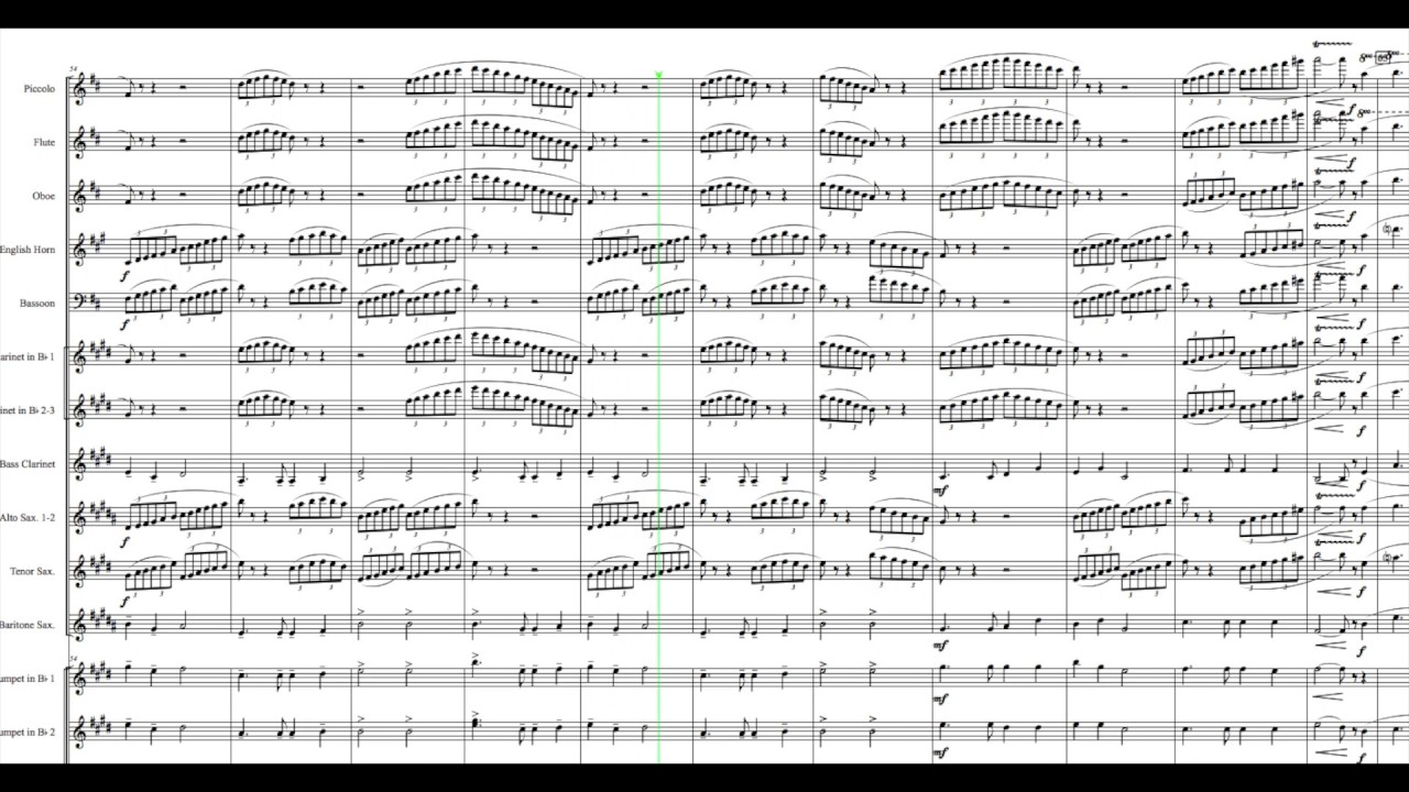 Arrangements — Brian Sadler, Composer