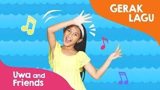 Gerak Lagu Anak Indonesia Kapal Api
