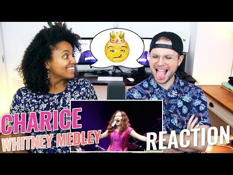 Charice Pempengco - Bodyguard Medley | David Foster | Manila, Philippines | REACTION