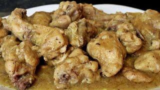 Pollo a la cerveza - Receta fácil de pollo
