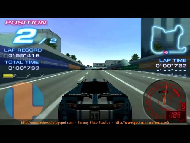 SPS: Ridge Racer 2 PSP - Duels Special Class 1