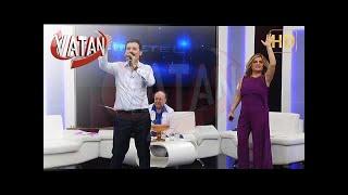 Var mı Ramazan Çelik Gibi Oynayan Dedik Vatan TV Stüdyosunda Karşılaştık