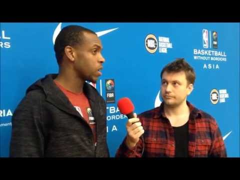 Khris Middleton talks Thon Maker, Bucks and Drop Bears