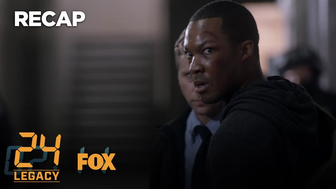 Download Catch Up With 24: LEGACY In Five Minutes   Season 1   24: LEGACY